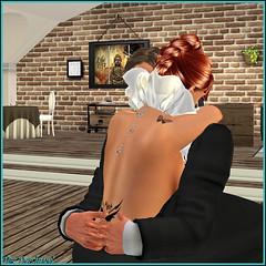 Il est l'heure ... (Tim Deschanel) Tags: tim deschanel sl second life amour love myst 64 myst64 dinzel avatar