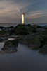 New Brighton Lighthouse. (dave.mcculley) Tags: newbrightonlighthouse water rocks sky longexposure