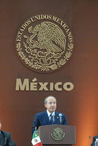 El gobernador Javier Duarte de Ochoa asistió a la XXX Sesión del Consejo Nacional de Seguridad Pública 8