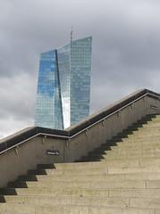 Osthafen Frankfurt (JohannFFM) Tags: osthafen frankfurt ezb