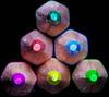 Triángulo de colores (J.Gargallo) Tags: colores lapices triangulo macro macrofotografía canon canon450d eos eos450d 450d castellón comunidadvalenciana españa tokina tokina100mmf28atxprod