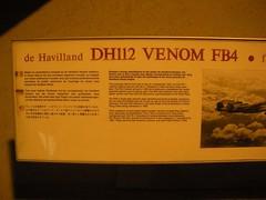 "de Haviland DH112 Venom 1 • <a style=""font-size:0.8em;"" href=""http://www.flickr.com/photos/81723459@N04/30770340266/"" target=""_blank"">View on Flickr</a>"