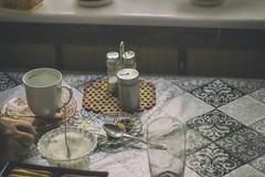 family meet. (dawiddawidowski) Tags: table tisch stol spotkanie meet kawa coffee kaffee