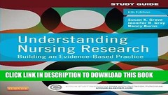 [PDF] Mobi Study Guide for Understanding Nursing Research: Building an Evidence-Based Practice, 6e (kirlodaglo) Tags: pdf mobi study guide for understanding nursing research building an evidencebased practice 6e
