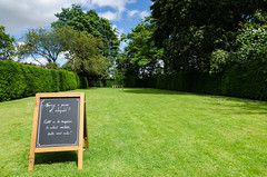 Anyone for croquet (BL1956) Tags: nationaltrust goddards york northyorkshire nikond7000 dslr croquet gardens thenationaltrust