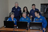 jsc2016e181828 (NASA Johnson) Tags: expedition 50 peggy whitson preflight prelaunch training baikonur cosmodrome cosmonaut hotel tree planting medical checkout thomas pesquet jack fischer flight suit international nasa roscosmos esa france
