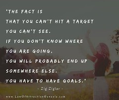 """""""The fact is that you can't hit a target you can't see. If you don't know where you are going, you will probably end up somewhere else. You have to have goals."""" Sandeep Gautam (Sandy Gautam) Tags: ifttt facebookpages love health wealth money luck happiness friendship motivation inspiring inspiration care positivity fame dollar pond thoughts quotes messages royal dreams achievement harmoney impression attraction sandeep gautam celebrity sandeepguatam mr world universe"""