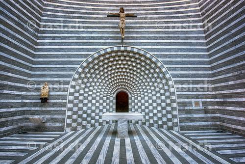 chapel of mogno