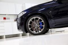 BMW F85 X5M Carbon Black 7 (Esoteric Auto Detail) Tags: bmw x5m carbon black esoteric edition hre akrapovic kw coilover dinan kamikaze enrei miyabi suntek detail detailing f85