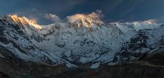 The Annapurna South Face (Stewart Miller Photography) Tags: annapurna south face nepal himalaya