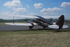 DH89 Dragon Rapide (Pentakrom) Tags: gwad wroughton 1994 de havilland dh89 dragon rapide gakif