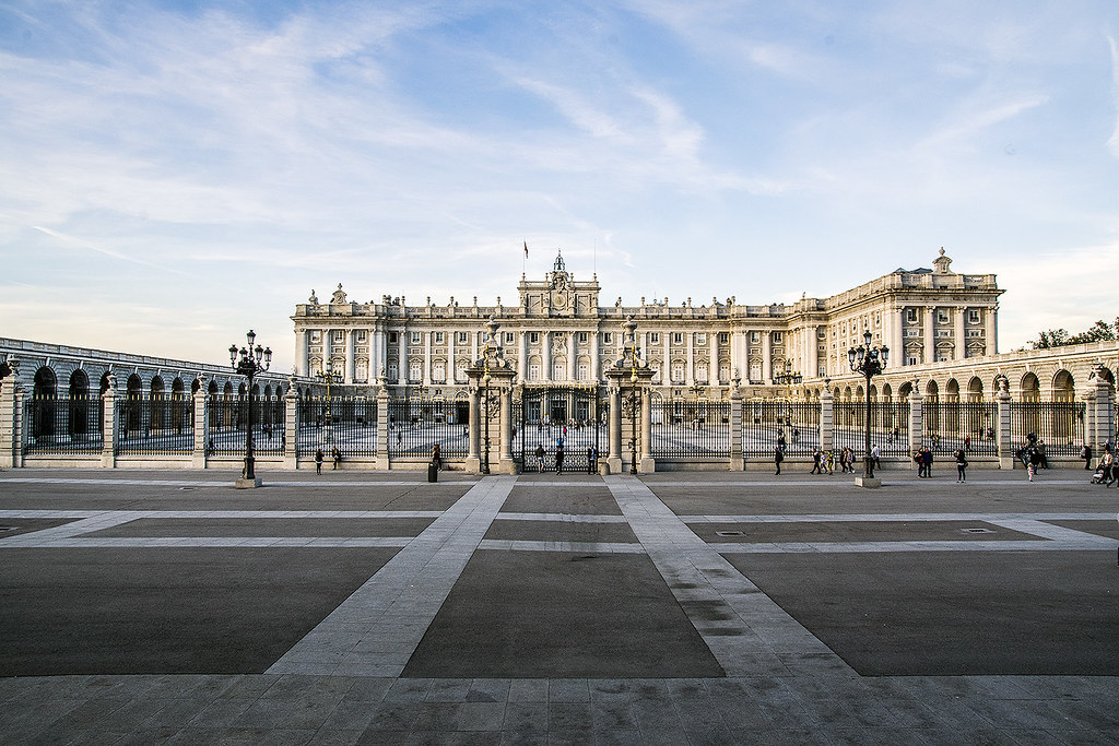 The World S Best Photos Of Palacioreal And Royal Flickr Hive Mind
