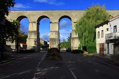 Ars-sur-Moselle (davidvankeulen) Tags: europe europa france frankrijk frankreich franserepubliek rpubliquefranais aqueduct aquaduct arssurmoselle metz romanaqueduct romeinsaquaduct romeinserijk romanempire davidvankeulen davidvankeulennl davidcvankeulen urbandc