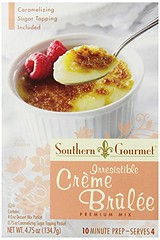 Southern Gourmet Dessert, Creme Brulee, 4.75 Ounce (Good Food and Great Places to Eat) Tags: 475 brulee creme dessert gourmet ounce southern