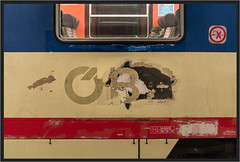 "Fading Shine ("" Wiener Schule "") Tags: bb oebb obb austria railcar 5047 eisenbahn railway railroad zug commuter train"