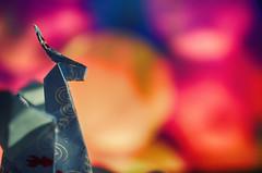 Dramatic Dragon (flashfix) Tags: december022016 2016 2016inphotos nikond7000 nikon ottawa ontario canada 40mm origami dragon bokeh macro 2minutemacro wensdragon soksong creasedmagazine paperdragon paperart