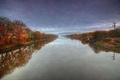 Manchester  Ship Canal (Jeffpmcdonald) Tags: manchestershipcanal moore moorenaturereserve runcorn warrington cheshire uk nikond7000 jeffpmcdonald dec2016
