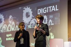 Agnès Bureau-Mirat et Delphine Buisson