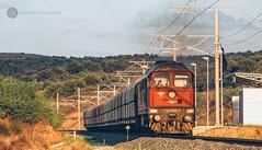 Konstantinovo (cossie*bossie) Tags: 07 040 bdz ludmilla diesel electric engine locomotive ltz luganskteplovoz te109 class freight coal train konstantinovo bulgaria railways