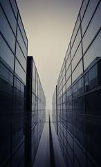 Labyrinth of Glass (Michael Crimson) Tags: glass modern contemporary illusion labyrinth