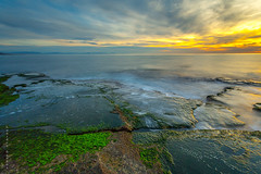 Cabo Cervera (Lourdes Santos Bajo) Tags: sea water sunrise coast cabo alicante amanecer mediterrneo torrevieja cervera cabocervera lourdessb lourdessantos lourdessantosbajo