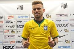 (Santos Futebol Clube) Tags: lima ct lucas santos fc rei 2015 treino seleo pel