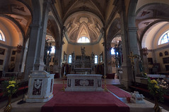 Inside St. Euphemia's Basilica (Sebastian Niedlich (Grabthar)) Tags: church nikon kirche croatia sigma wideangle rovinj istria kroatien d90 istrien grabthar sebastianniedlich nikond90 sigmaex1020456dchsm steuphemiasbasilica kirchederheiligeneuphemia