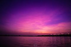 JEDDAH 2  (*Nasser Al.Harbi) Tags: sunset red sky orange seascape beach skyline corner landscape photography photo flickr shot jeddah saudiarabia