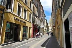 Aix en Provence (salvatore zizi) Tags: old people en france streets town ancient april provence avril jente francia strade ville salvatore aix vieux carreras vie provenza zizi 2015 carrer