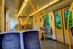 20150712 168 Oslo T bane 1 (scottdm) Tags: travel oslo norway train europe no july 2015 tbanen