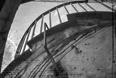 Eingeblendet (trommler13) Tags: fuji von aachen architektur dach halle 1925 glasdach nonagon baudenkmal xt1 betonbau artfotografie samyang12mmf20 xf165528 lastkraftwagenhalle