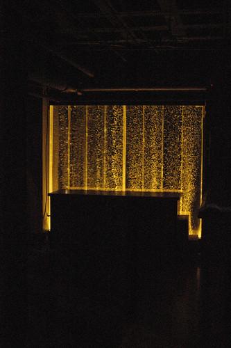 Bubble Wall - Night Club - Boston -