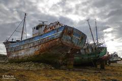 Cimetire de bateaux de Camaret-Sur-Mer (Picture Lille) Tags: nikon ile bretagne bateaux sillon cimetire camaret crozon d7000