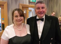 Danda and Mairi (Just hit 5 million views) Tags: wedding northernireland inverness habost drumossiehotel nessbankchurch freechurchofscotlandcontinuing