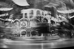 Ferris Wheel (jessevans67) Tags: horses face wheel kids night speed fun happy nice long pretty play slow ferris shutter exsposure