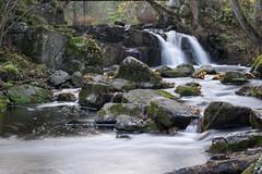 (jasonwheatcroft) Tags: autumn waterfall skne nikon sweden hst