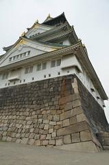 DSC_1484 (My many travels) Tags: castle japan  osaka
