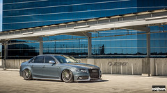 Audi S4 - Rotiform INDT _ Done by Tagmotorsports (rotiformwheels) Tags: audi s4 b8 accuair tagmotorsports enales
