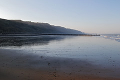 Overstrand Beach (5) (steven.kemp) Tags: sea england beach coast pier sand norfolk pebble groyne defence cromer overstrand
