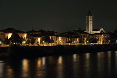 Verona # 2 (Luca Isacchini) Tags: night verona