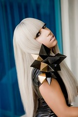 (waluntain) Tags: celebrity strange beautiful face lady crazy famous fame odd poker kinky odds gaga ladygaga