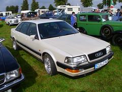 Audi V8L D11 Quattro (Steyr-Daimler-Puch) (Zappadong) Tags: auto classic car automobile voiture coche classics oldtimer audi oldie v8 carshow quattro youngtimer automobil d11 steyrdaimlerpuch oldtimertreffen v8l zappadong