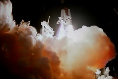 NASA Lyndon B. Johnson Space Center (Prayitno / Thank you for (11 millions +) views) Tags: konomark nasa lbj lyndonbjohnson houston tx texas launch launching endeavour endeavor space shuttle blast take off video montage
