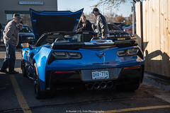 Blue (Hunter J. G. Frim Photography) Tags: blue red chevrolet colorado stingray gray convertible chevy american corvette coupe supercar v8 supercharged chevroletcorvette z06 c7 zo6 chevroletcorvettez06 chevroletcorvettec7stingray chevroletcorvettec7stingrayzo6