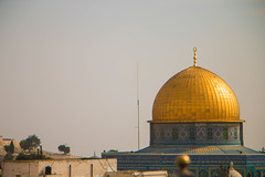 The Dome Of The Rock (nuraqsa7) Tags: gold golden palestine muslim jerusalem muslims alaqsa alquds thedomeoftherock