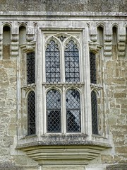 Elegant Windows at Knole House in Sevenoaks, Kent, England. (mharrsch) Tags: park england house castle window architecture kent estate realestate royal palace tudor mansion nationaltrust sackville sevenoaks knolehouse countryestate mharrsch