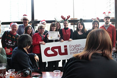 CSLI Christmas Lunch with Santa 2015
