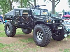 22 Humvee M998 (1986) (robertknight16) Tags: usa military billing hummer humvee 1980s aquadrome amgeneral b19umv