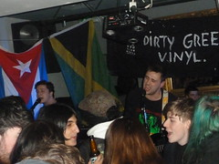 Dirty green vinyl OTSO bar christmas special 2015. (huddsfilm1) Tags: street music musicians photo punk live gig crowd leeds picture indie dgv huddersfield harrington youths subculture indierockband dirtygreenvinyl