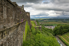 Nether Bailey at Stirling Castle (IceNineJon) Tags: unitedkingdom scotland stirlingshire stirlingcastle greatbritain stirling photography europe canon5dmarkiii netherbailey 5dm3 britain uk esplanade castle town village road cemetery